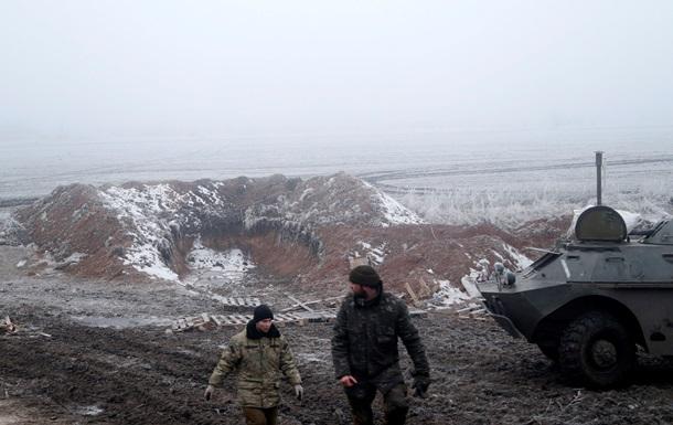 ОБСЕ: Атаки на Дебальцево противоречат Минским соглашениям