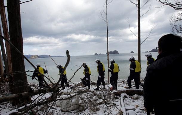 В Японии объявлена угроза цунами