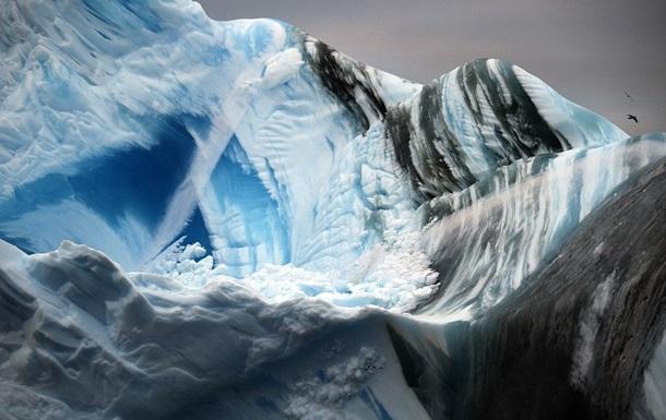 Опубликованы редкие снимки айсбергов