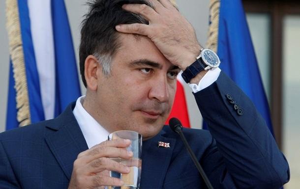 Грузия просит Украину задержать и экстрадировать Саакашвили