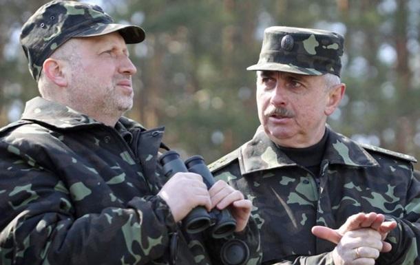 Порошенко назначил Турчинову двух замов