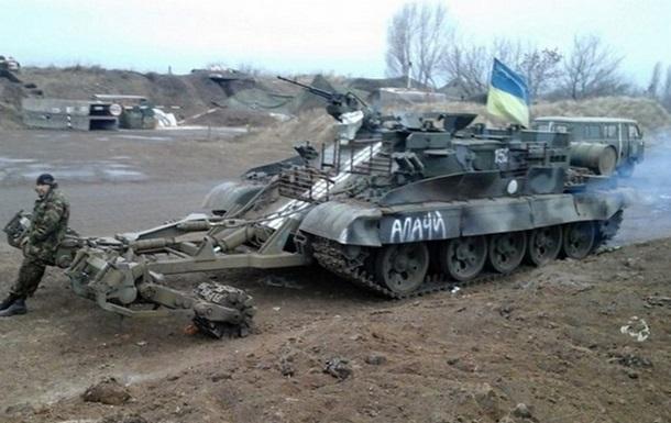 Волонтеры: Если бы не Семенченко, потерь в Дебальцево было бы меньше