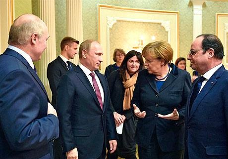 Минск-2: подписать, чтобы не выполнять