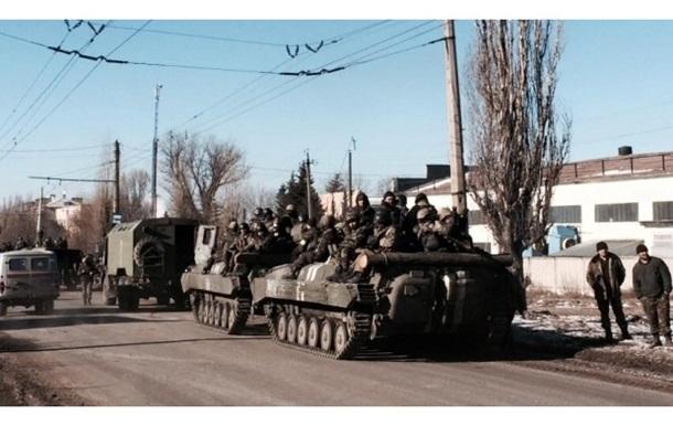В Генштабе рассказали о потерях в Дебальцево за последние дни