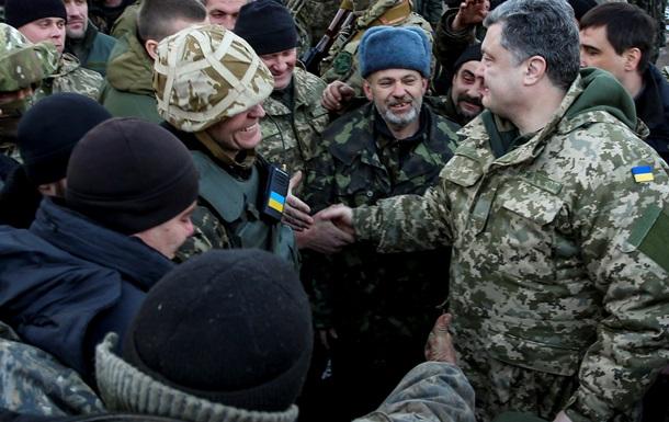 Порошенко предлагали отложить режим перемирия на 20 дней