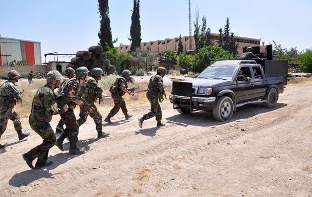 США подготовит 1200 сирийских бойцов для борьбы с джихадистами