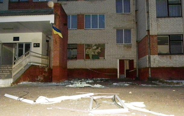 На Черниговщине стреляли из гранатомета в школе: есть погибшие и раненые