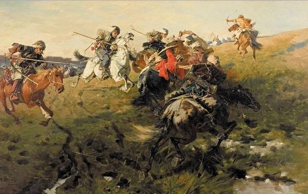 Корреспондент: Украинские казаки на службе Российской империи