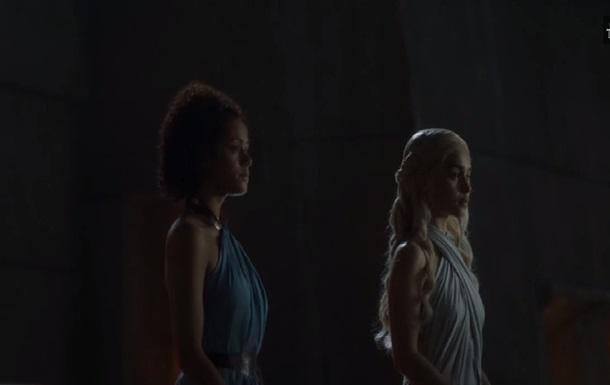 В Сети появились сцены  Игры престолов , которые не вошли в сериал
