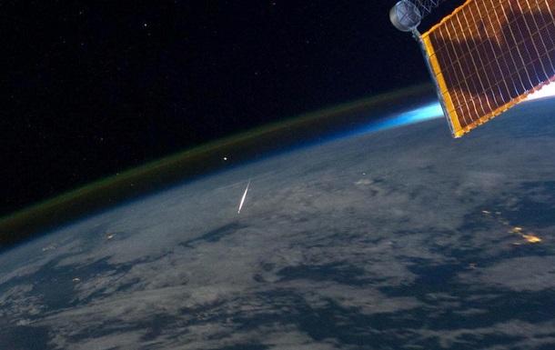 Над США сгорел метеор