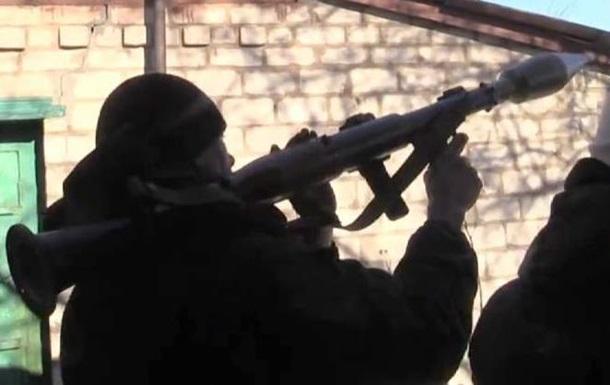 Британский телеканал опубликовал видео ожесточенного боя в Дебальцево