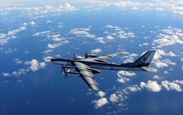 Британские истребители перехватили самолеты ВВС России