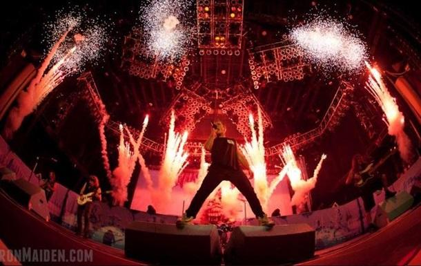У вокалиста Iron Maiden обнаружен рак