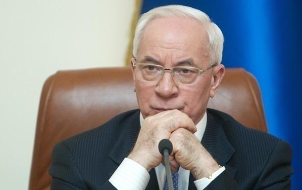 Военная прокуратура объявила о подозрении Азарову