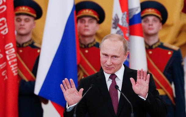 Путин: Запугать, сдержать или изолировать Россию ни у кого не получится
