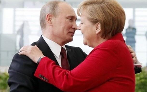 Порочный танец мира Путина и Меркель