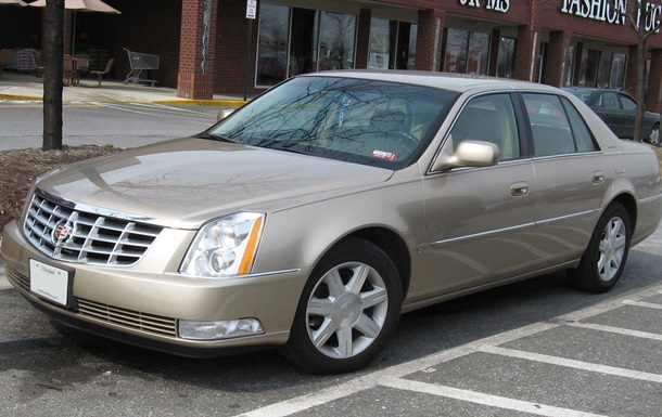 Cadillac миллиардера Баффета продан на аукционе за 122 тысячи долларов