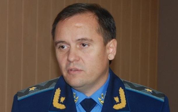 Уволен прокурор Харькова – СМИ