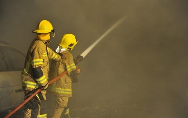 При пожаре в торговом центре в Эмиратах погибли десять человек