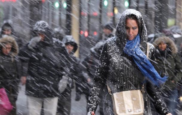 Жертвами аномальных морозов в США стали 23 человека