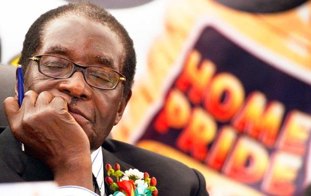 Президент Зимбабве стал старейшим на планете