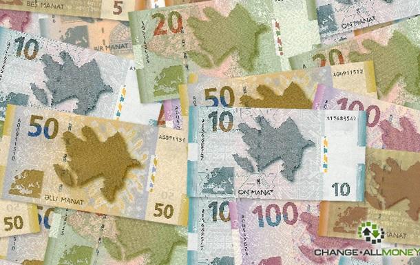 В Азербайджане курс национальной валюты за сутки снизился на треть