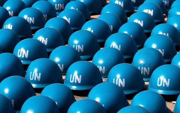 Зачем Киеву миротворцы на Донбассе