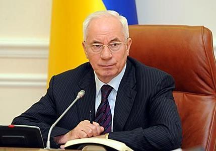 Пресс конференция Николая Азарова