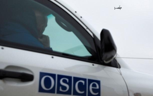 Колонна наблюдателей ОБСЕ выехала в Дебальцево