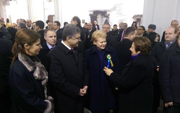 Европейские лидеры прибыли в Киев на Марш Достоинства