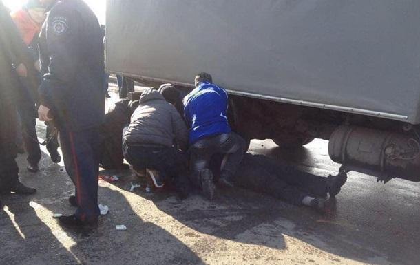 У подозреваемых во взрыве в Харькове изъят гранатомет