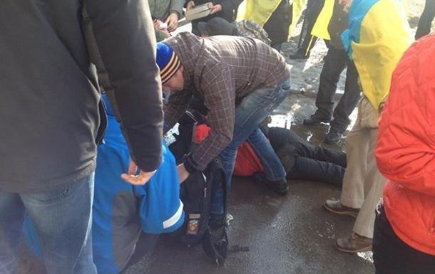 Милиция уточнила количество пострадавших в Харькове