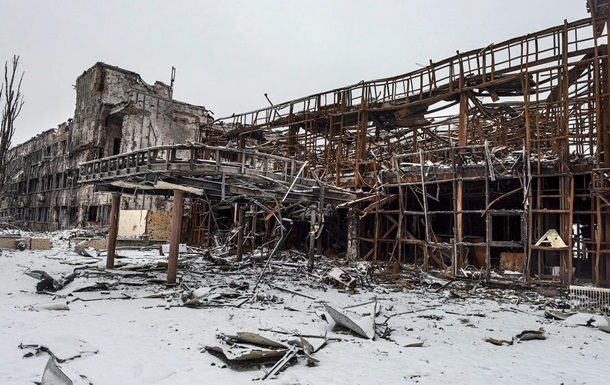 ДНР сообщила о скором вывозе тел силовиков из аэропорта Донецка