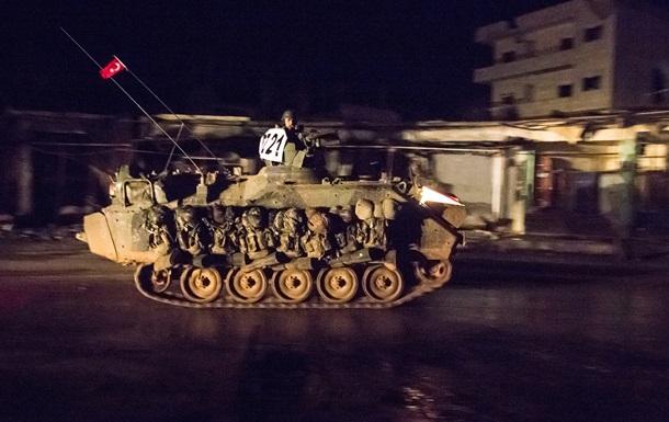 Дамаск осудил турецкую военную операцию в Сирии