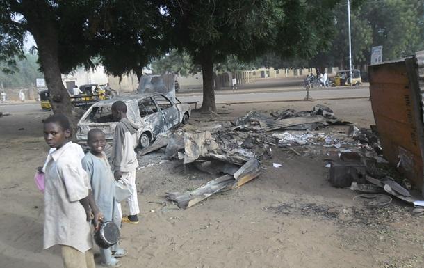 Теракт возле рынка в Нигерии совершила семилетняя девочка