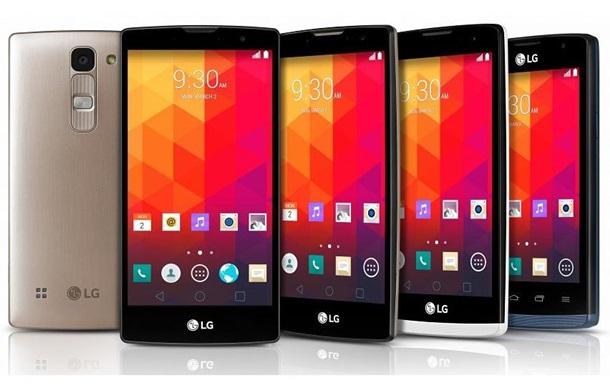 LG представил четыре бюджетных смартфона с премиум-дизайном