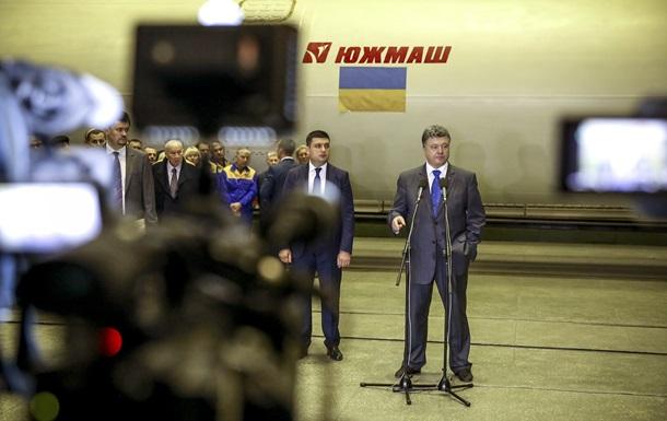 Корреспондент: Южмаш оказался на грани закрытия