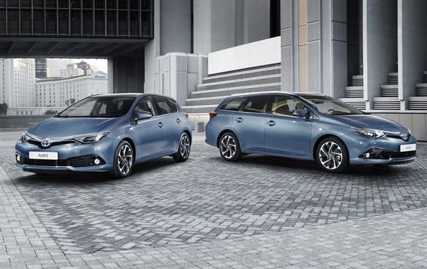 Toyota привезет в Женеву обновленный Auris