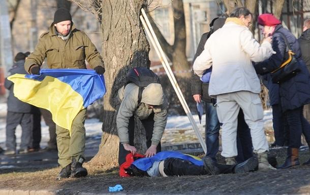 В Харькове умер подросток, пострадавший от взрыва во время шествия