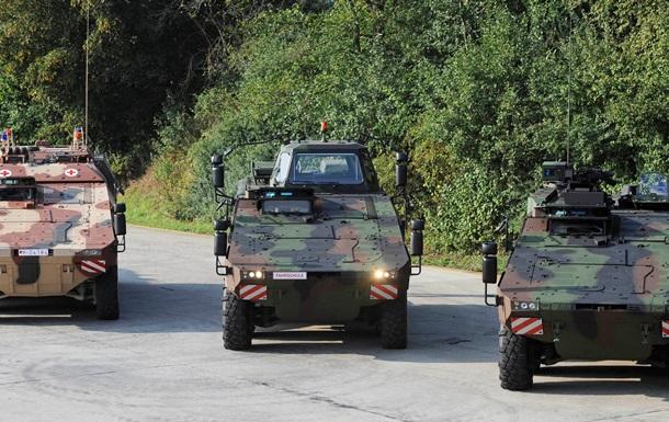 Берлин опровергает информацию об отказе продавать оружие Литве