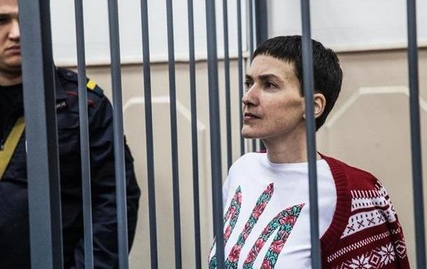 Германия призвала Россию освободить летчицу Савченко