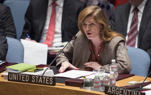 Америка обвинила Россию в грубом нарушении устава ООН