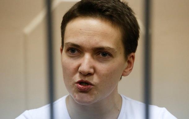 Немецким врачам разрешили посетить летчицу Савченко