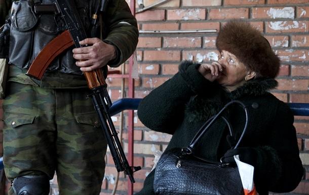 Активисты Донбасса призывают к гибридной обороне