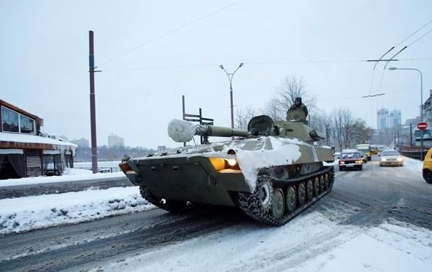 В ДНР заявили о начале отвода тяжелых вооружений