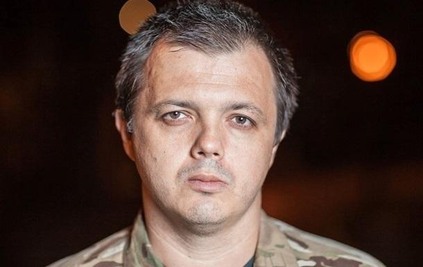 Семенченко: Я неизменный командир  Донбасса