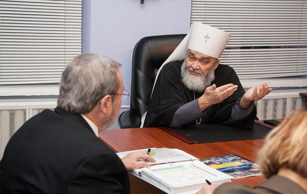 Умер глава Украинской Автокефальной Православной Церкви