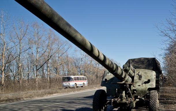 Amnesty International не поддерживает поставки оружия Украине