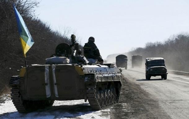 В боях под Мариуполем ранены двое украинских бойцов