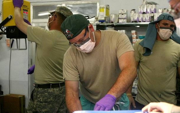 Американцы обучат украинцев военно-полевой медицине